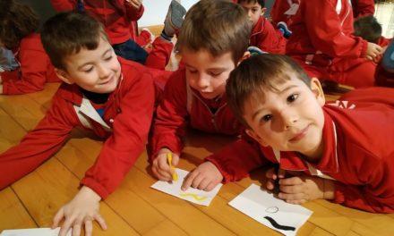 Els alumnes de P5 visiten el Museu d'Art Modern de Tarragona