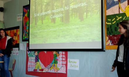 Els alumnes de 3r d'ESO exposen el seu Projecte Emprenedor