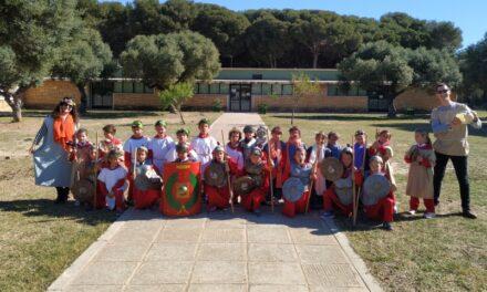 Els Dracs coneixen la Tarraco romana