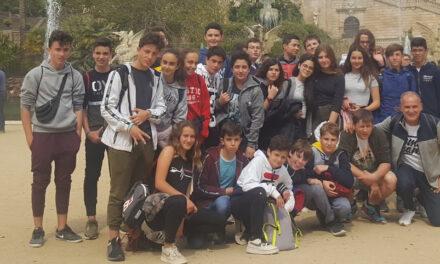 Salida a Barcelona (1º y 2º de ESO)