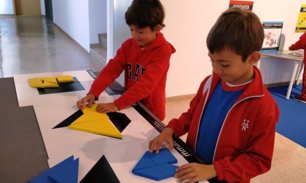 Sortida al Museu de les Matemàtiques (CI)