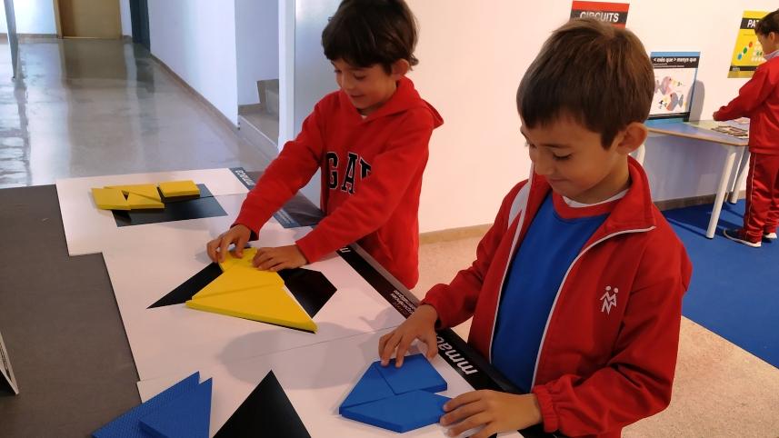 Excursión al Museo de las Matemáticas