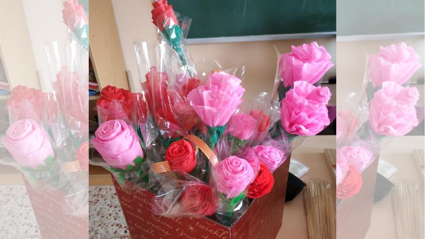 """Roses per """"Sant Jordi"""""""
