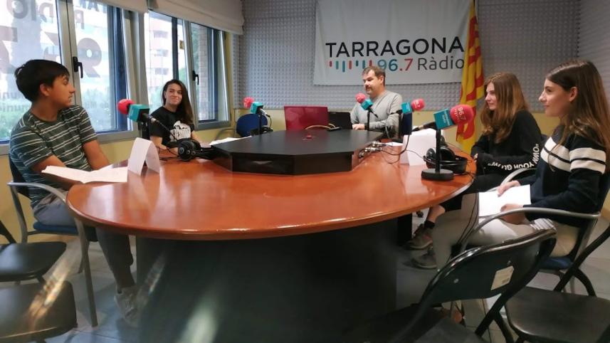 """Los delegados de ESO participan en el programa radiofónico """"La aventura de conversar"""""""