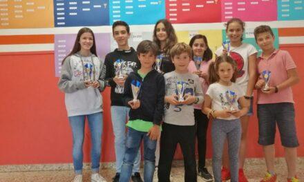 Ganadores de la VI Olimpiada Matemática