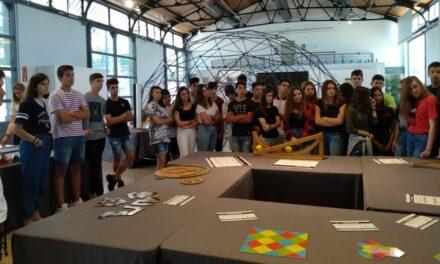 Experiencias matemáticas en el Puerto de Tarragona (3º y 4º de ESO)