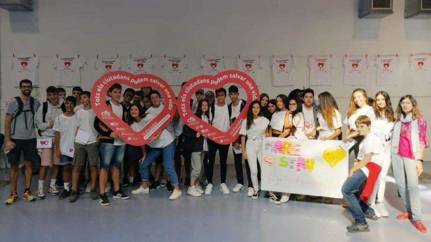 16 de Octubre Juntos salvamos vidas!