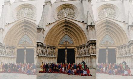 Ciclo Inicial visita la Catedral de Tarragona