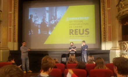 XIV Festival internacional de cinema Memorimage