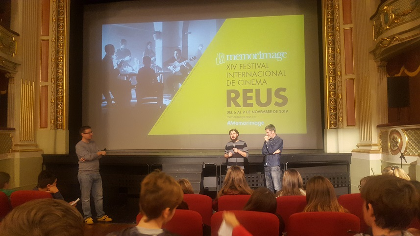 XIV Festival internacional de cine Memorimage