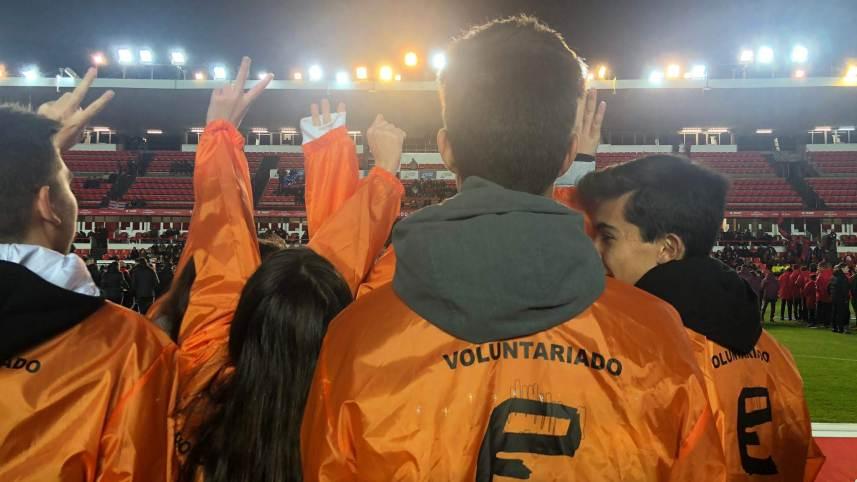 Voluntariado Liga Genuine (4º de ESO)