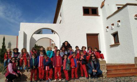 Visita Mas Miró (Cicle Inicial)