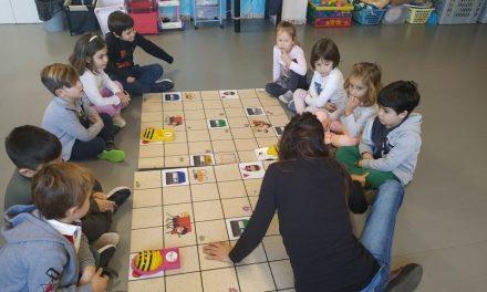 PESCA DE RESIDUOS Y RECICLABOT (Educación Infantil)