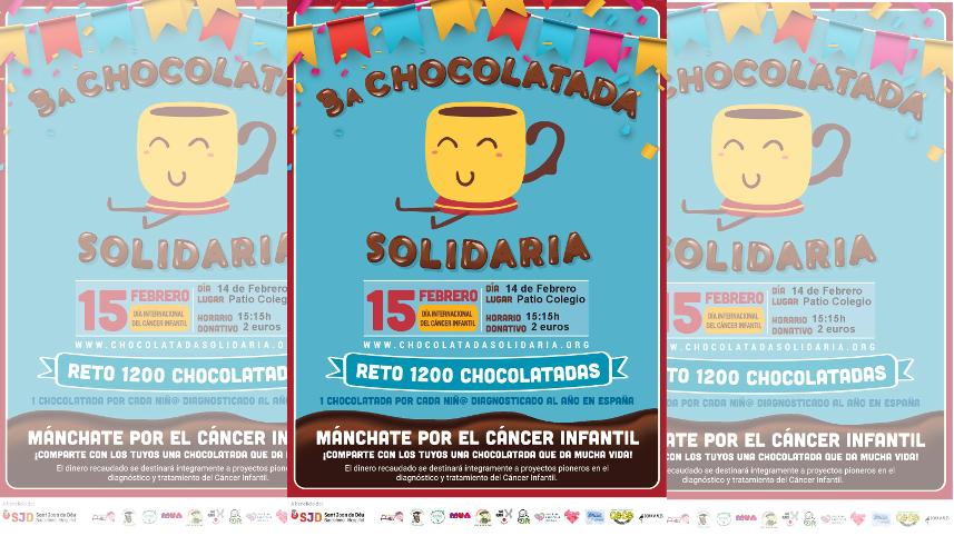 3a chocolatada solidaria