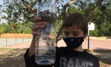 Una depuradora para el agua (2º de EP)