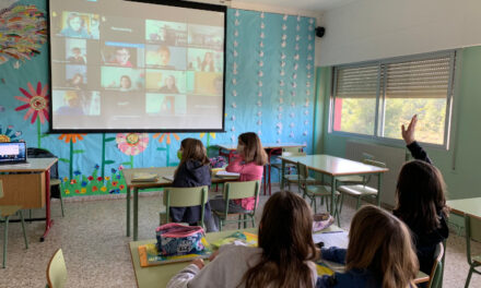 Videoconferences and face-to-face classes are the future!