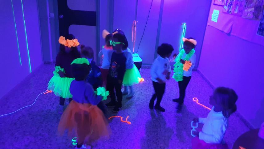 Luz oscura (Ed. Infantil)
