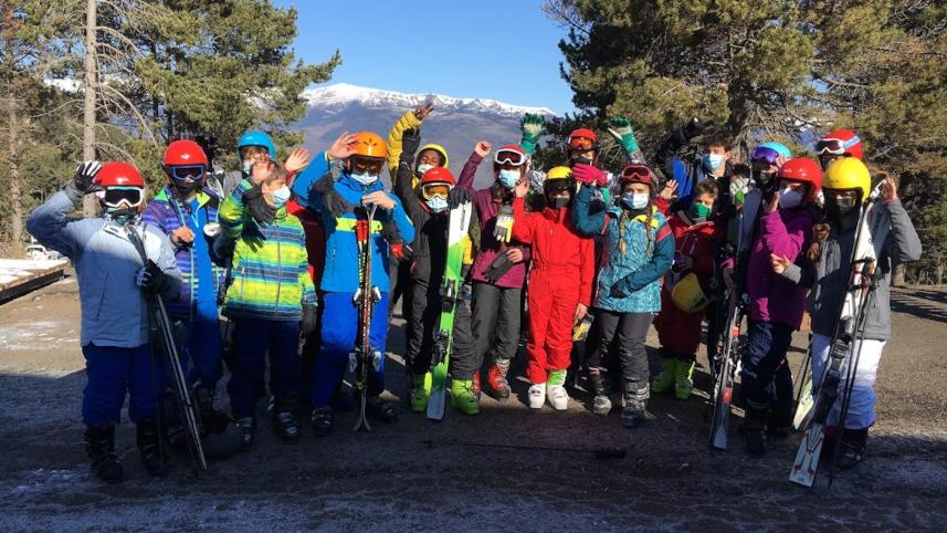 5ª Esquiada Mare Nostrum