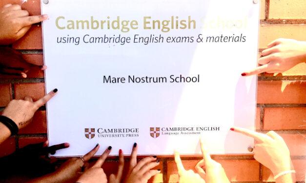 El sábado 29 de mayo y 5 de junio tuvieron lugar en el Colegio los exámenes oficiales de inglés de Cambridge