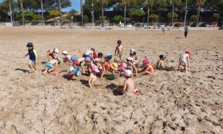 Un día de playa (Ed. Infantil)